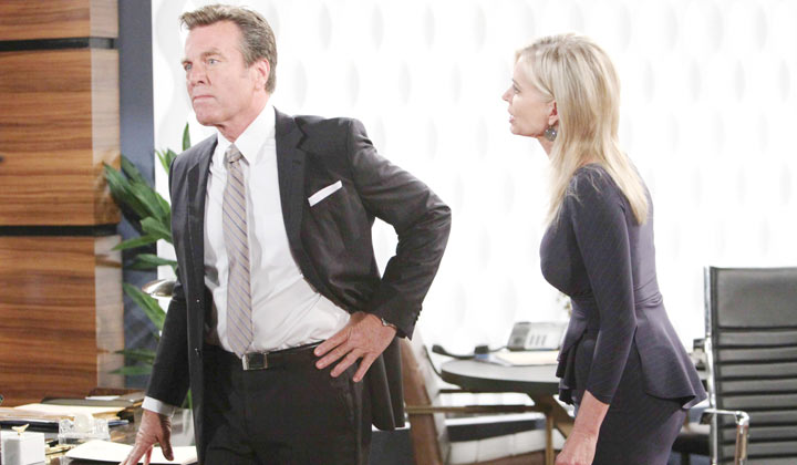 "Eileen Davidson's Y&R run ""not over yet, with some more twists and turns"" ahead"