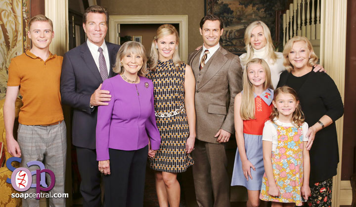Abbott family takes center stage on Y&R