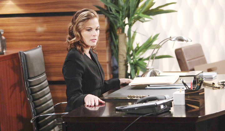 Do you think that Phyllis will be able to turn things around as Jabot or will she be ousted?