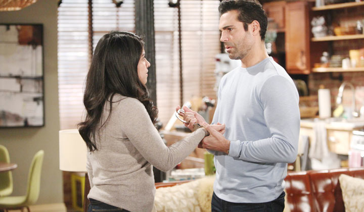 Should Rey put Mia in jail before he finds out she slept with Arturo or wait until after?