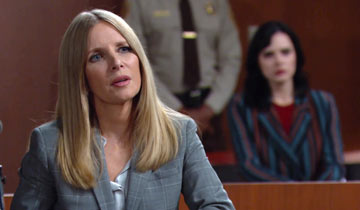 Lauralee Bell on Paul's return and her own future at Y&R