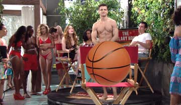 "PREEMPTED: Due to NCAA ""March Madness"" coverage, Y&R did not air"