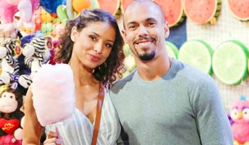 Brytni Sarpy on the next phase of Devon and Elena's relationship on The Young and the Restless
