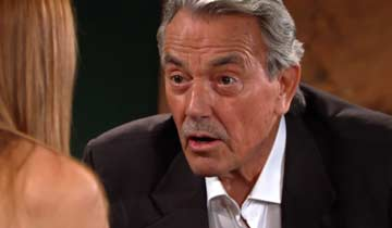 Victor warned Abby about Phyllis takeover plan