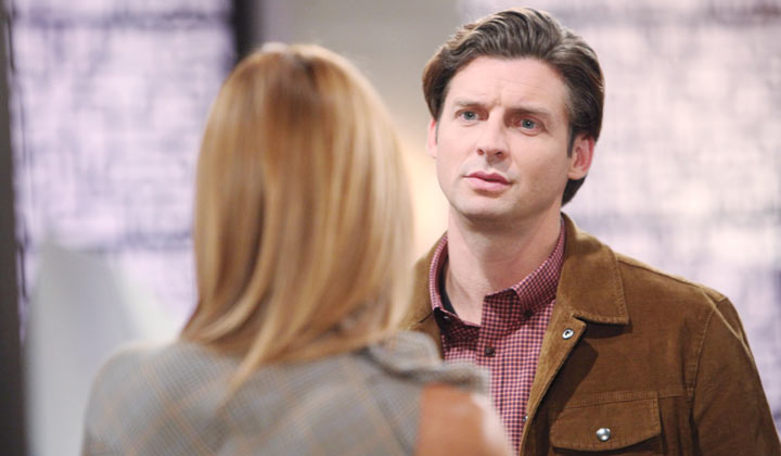 Do you like having Chance back in Genoa City? Was his long-teased return worth the wait?