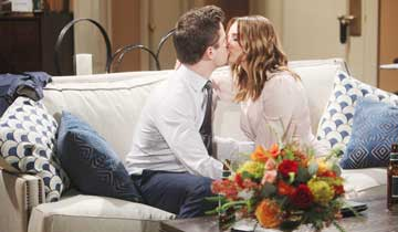 Love scenes? AWKWARD, says The Young and the Restless' Michael Mealor