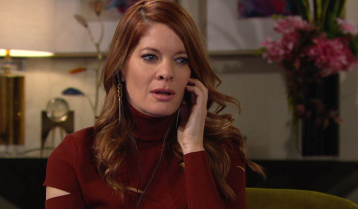What do you think Phyllis will do now that she's discovered Chance and Adam's Vegas secret?