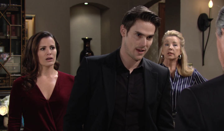 Do you think Adam's blackmail will work or will his plan totally backfire?