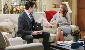 Will Y&R's Billy and Lily hook up? Jason Thompson discusses