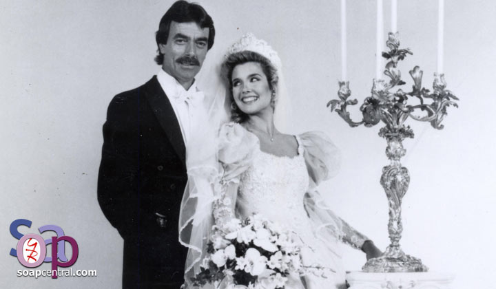 CLASSIC EPISODE: Victor and Nikki's first wedding (1984)