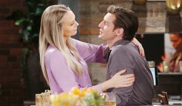 Y&R's Melissa Ordway and Donny Boaz talk Chance and Abby's future