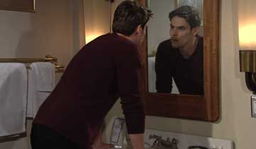 Mark Grossman chats Adam's future on The Young and the Restless