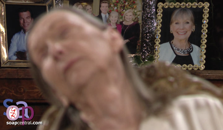 RECAP: The Abbotts say goodbye to Dina on The Young and the Restless