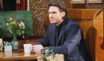 Tyler Johnson brings Theo Vanderway back to The Young and the Restless