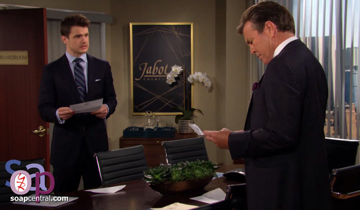 Jack is faced with Theo's revenge regarding Dina's estate